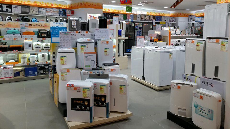 買電器賺回贈 電器連鎖店信用卡優惠比較 (2017年3月版)