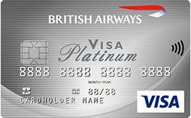 大新英國航空白金卡